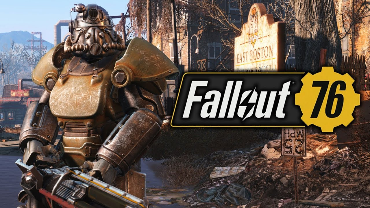 Fallout 76 - NEW LEAKS! Interstate Highway Map! Online ...