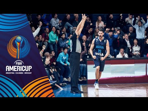 Canada vs Argentina - Highlights - FIBA AmeriCup 2017