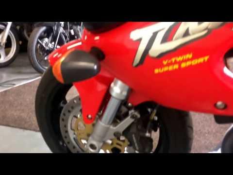 Suzuki TL1000S 1998 26k £2790