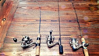 What ice fishing rod and reels to get
