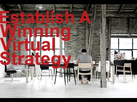 Creating a Winning Virtual Office Strategy by Andrea Pirrotti