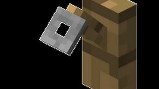 Для чего нужен крюк в Minecraft PE 0.13.0