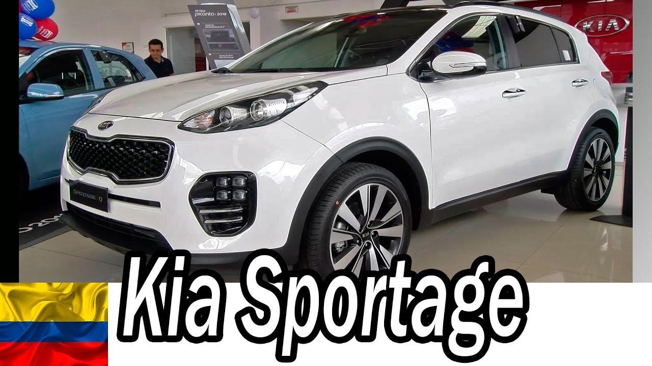 la kia sportage 2019 colombia   ahora m u00e1s equipada  youtucars