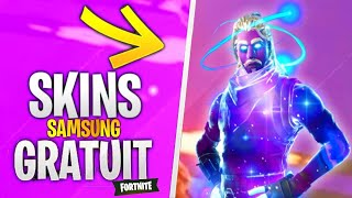 """[EXCLUDED GLOBAL] HOW AVOR THE SKIN """"GALAXY"""" ON FORTNITE"""
