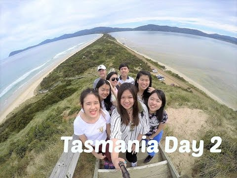 Tasmania Travel Vlog #38 | Bruny Island