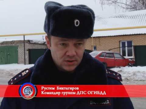 Один человек пострадал в ДТП на ул.Октябрьская