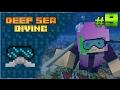 VIRE UM MERGULHADOR - DEEP SEA DIVING MOD - TUTORIAL MINECRAFT MOD #9