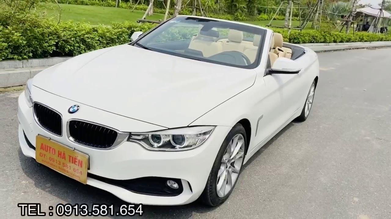 Khám Phá Chi Tiết BMW 428i Mui Trần Đẹp Từng Centimet