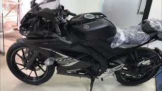 Yamaha R15 V3 Dark Knight Edition ABS | Quick Overview