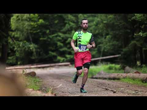 Brdský půlmaraton - video