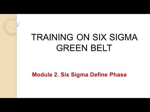 SIX SIGMA  : DMAIC Define Phase VOC TO CTQ, PROJECT CHARTER TIPS- Dr.R.R.LAKHE