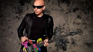 Joe Satriani demos the Satch Track Neck & Mo' Joe Pickups