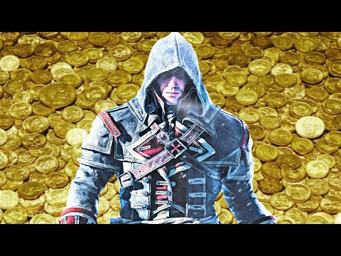 Assassin's Creed Rogue - Unlimited Money & Resources