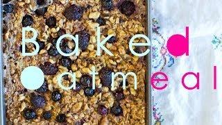 Baked Oatmeal | Bon Appétempt | Pbs Digital Studios