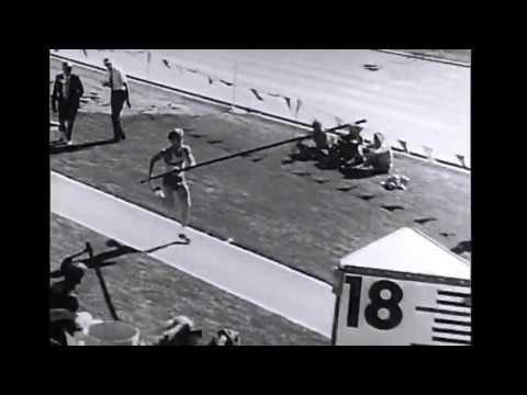 Kjell Isaksson World Record Pole Vault