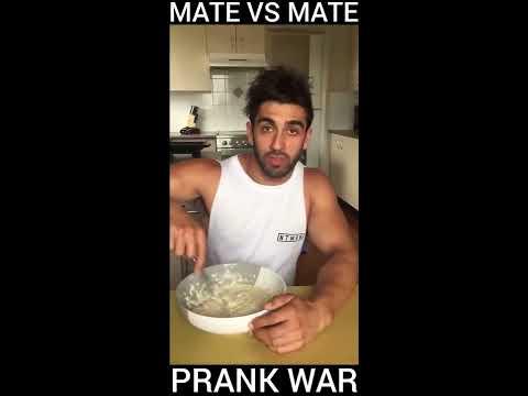 MATE VS MATE PRANK WAR