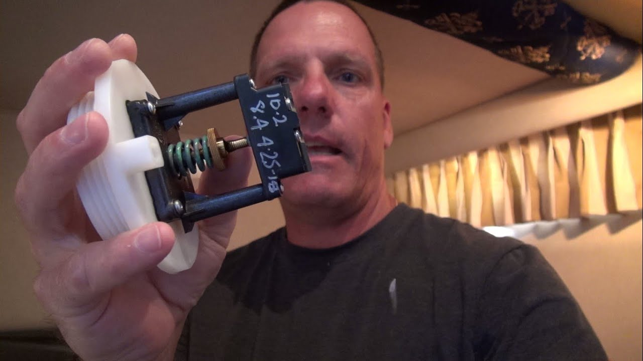 Vacuflush Pressure Switch Replacement  YouTube