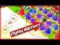 ONLY Taunt + GBE Super Warriors Works! | Boom Beach | Advanced Super Warrior Strategy