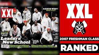 XXL Freshman Class of 2007 Ranked Worst To Best