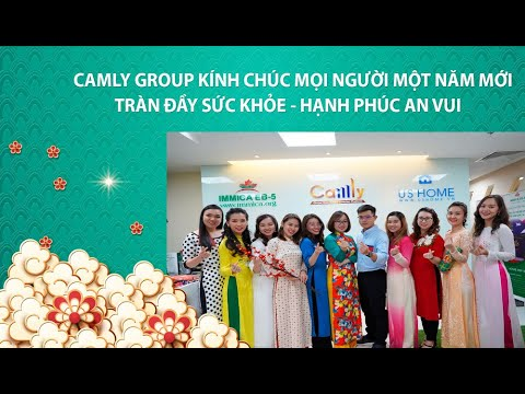 [IMMICA] – HAPPY NEW YEAR 2021 FROM CAMLY GROUP