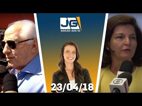 Jornal da Gazeta - Edição das 10 - 23/04/2018