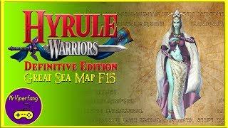 Hyrule Warriors (Switch): Great Sea Map F15 - Twili Midna