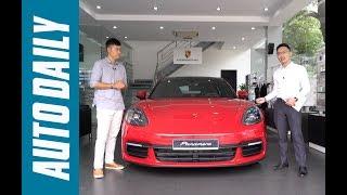 Choáng khi nghe sales Porsche chia sẻ về option tiền tỷ trên Panamera |AUTODAILY.VN|