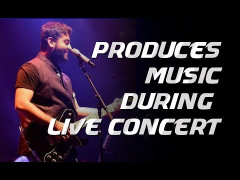 Arijit Singh produces music during live concert for first time | MMRDA | Mumbai