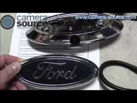 hqdefault camera source ford f150, f250, f350 backup camera kit installation