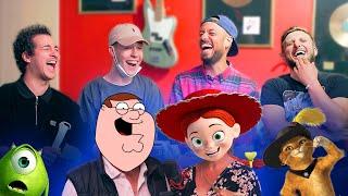 Les voix de dessins animés cultes nous font un blindtest génial (serez-vous meilleurs que nous ?)