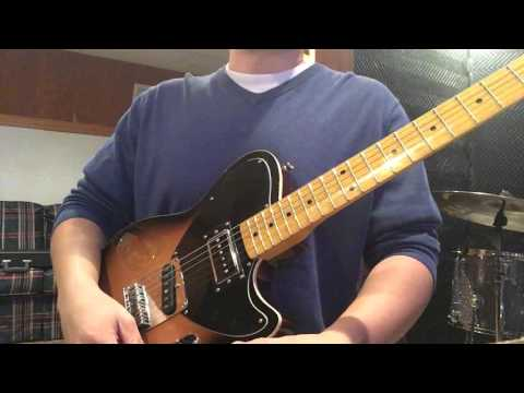 Welch Guitars Twang Slinger With Brandon Snow