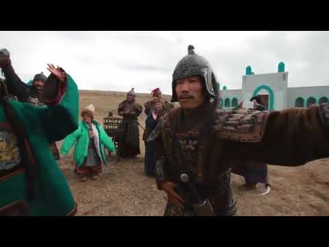 Kalmyk/Oirat  Mongol Song Dance