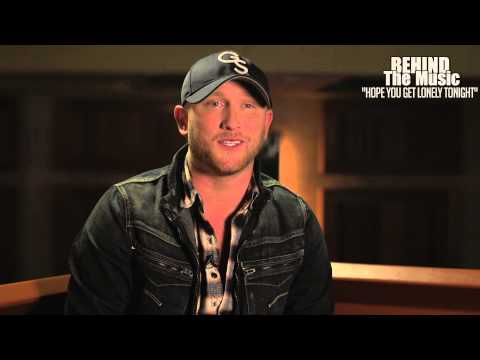 Cole Swindell - Hope You Get Lonely Tonight (Behind The Music)