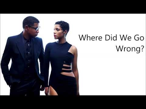 Toni Braxton & Babyface - Where Did We Go Wrong (Lyrics)