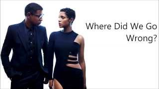 Toni Braxton & Babyface - Where Did We Go Wrong (Lyrics)
