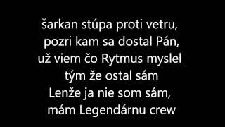 Majk Spirit - Všetky oči na mne - Text lyrics