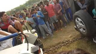 Sonu gulia bursham thar vs tractor compition thar winner