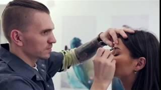Перманентный макияж. Как сделать красивые брови.(, 2017-11-09T09:49:42.000Z)