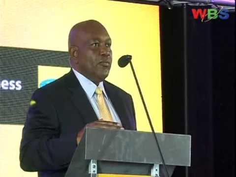 MTN Uganda today unveiled the 4G long term evolution LTE technology
