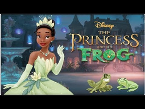 La Princesa y el Sapo (Juego Completo en Español)