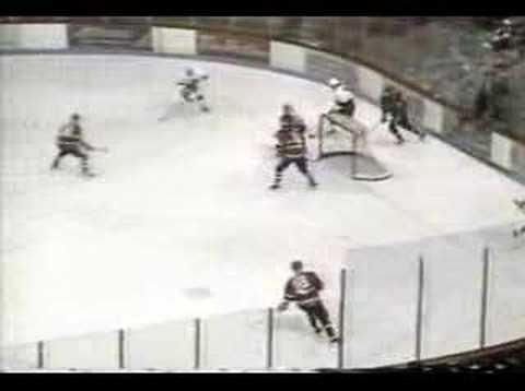 Moncton AHL Hawks 1991 Rinside Feature