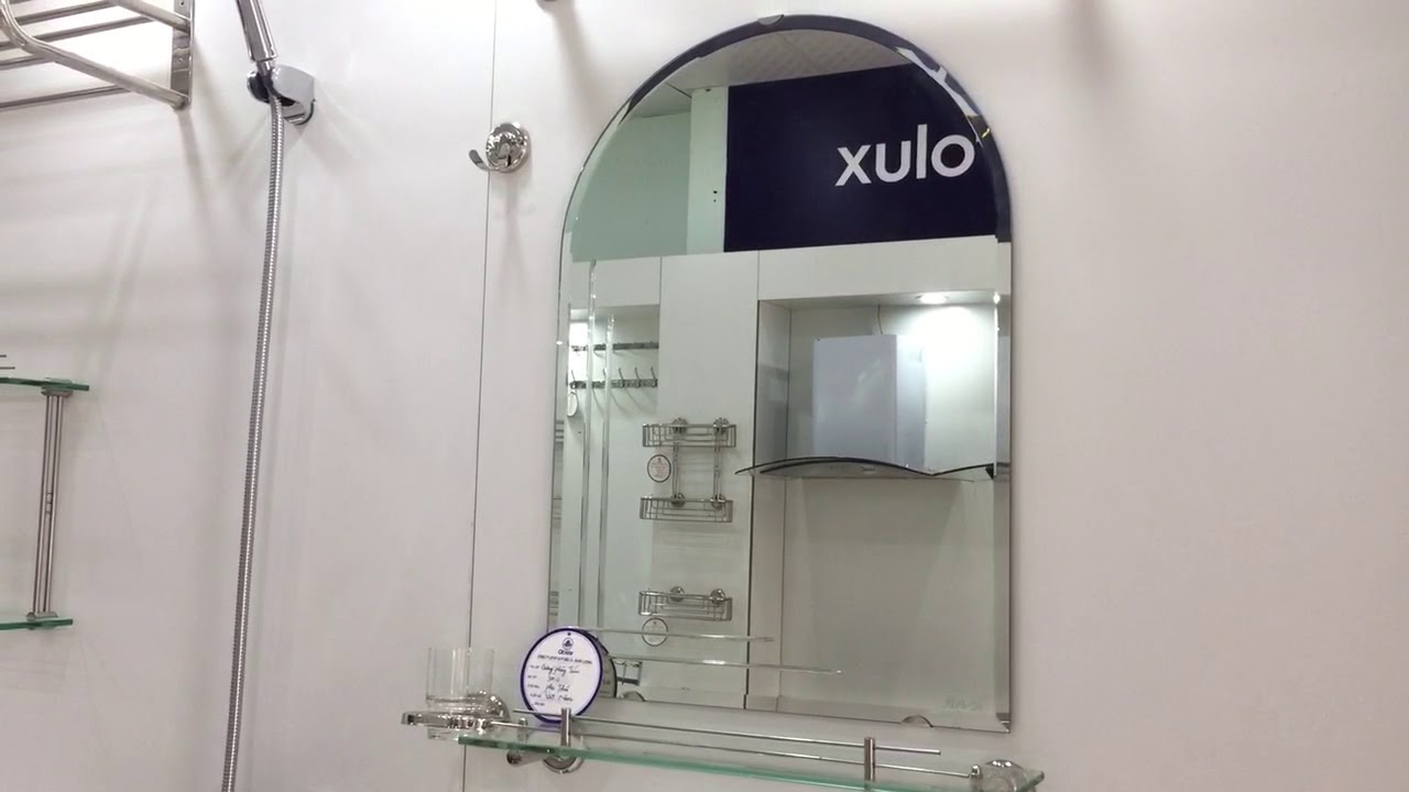 Gương treo phòng tắm chính hãng hàng Việt Nam chất lượng cao