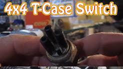 Chevy Blazer \ GMC Jimmy 4WD Transfer Case Vacuum Switch Location (4x4 Repair)