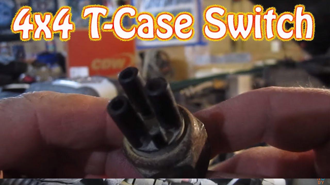 Chevy S 10 Truck Wiring Diagram Chevy Blazer Gmc Jimmy 4wd Transfer Case Vacuum Switch