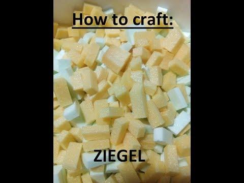 Hunderte Ziegel In Wenigen Minuten ! How To Craft: ZIEGEL