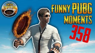 PUBG Funny Moments Clips Plays WTF #358 - MAY THE PAN BE WITH YOU (Playerunknown's Battlegrounds)