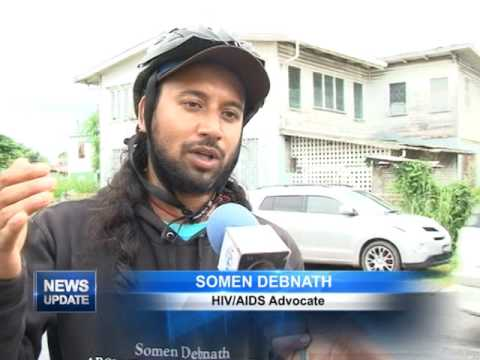 Somen Debnath MTV News in Guyana