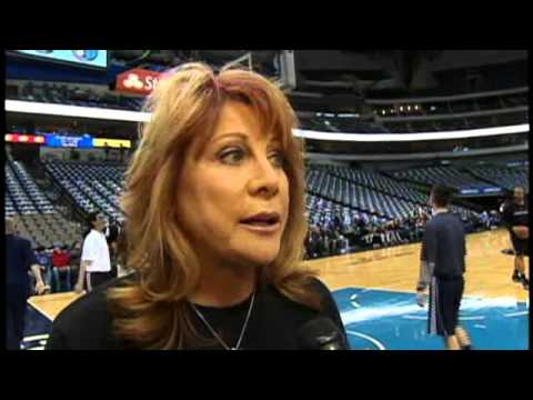 Kings assistant coach Nancy Lieberman interview