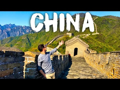 China Travel Video - Beijing, Shanghai, Xi'an, Guilin, Chengdu, Hong Kong