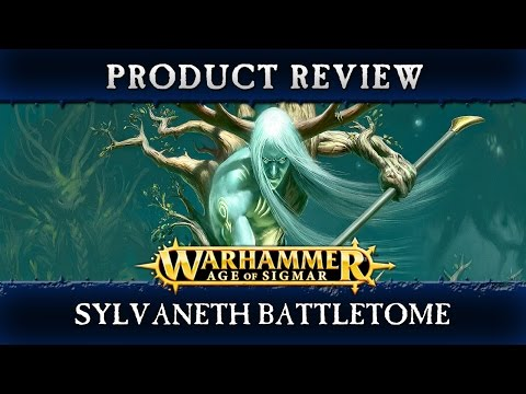 Warhammer Age Of Sigmar Sylvaneth Battletome Review